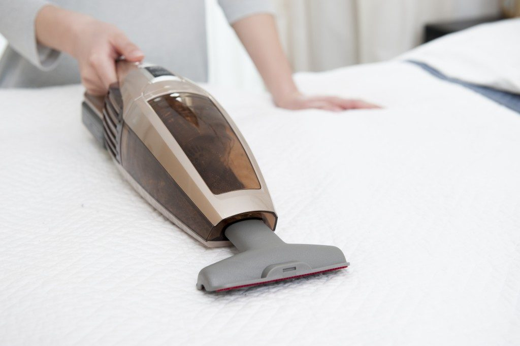 small vacuum cleaner for mattress