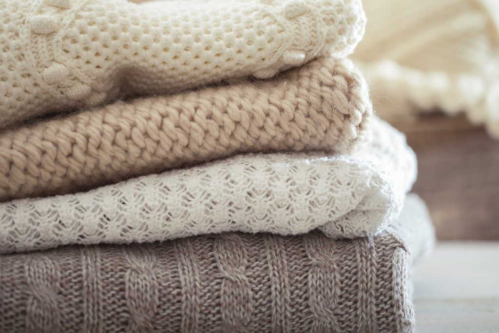 cashmere clothings