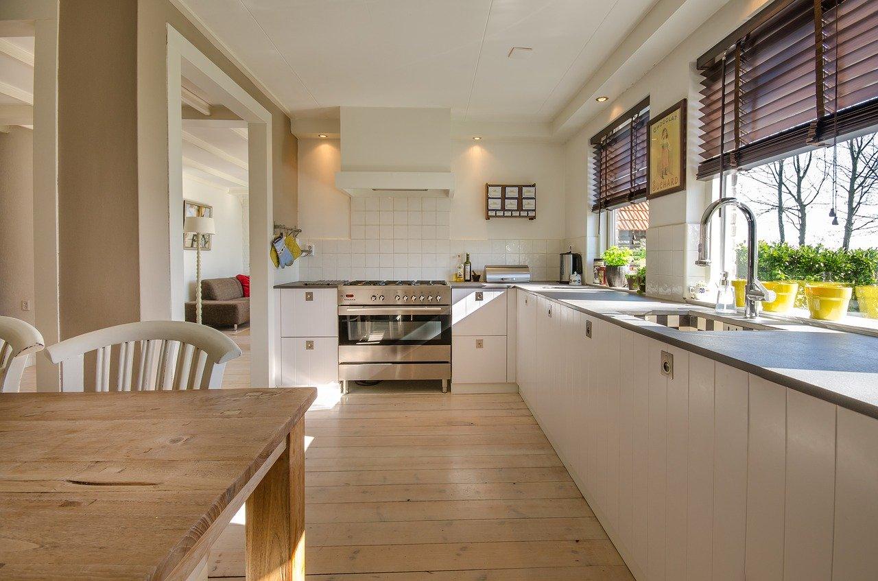 presentable kitchen