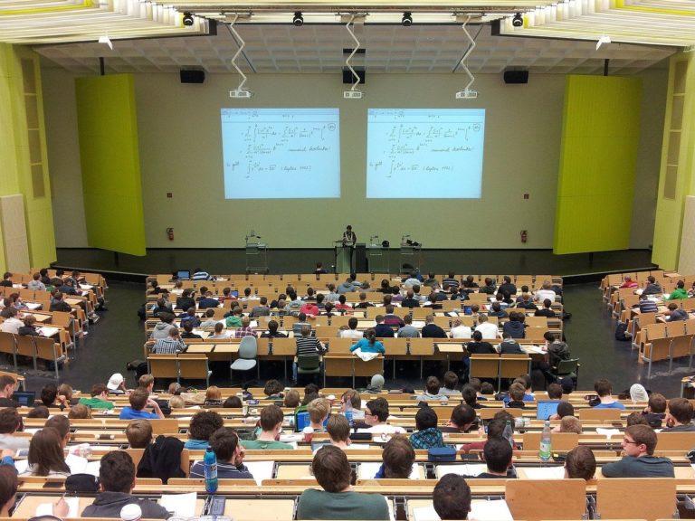university class