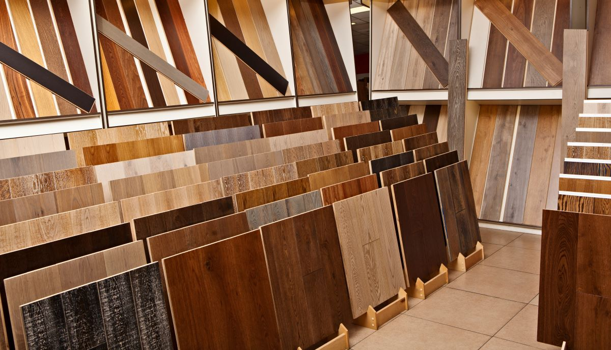 flooring selection