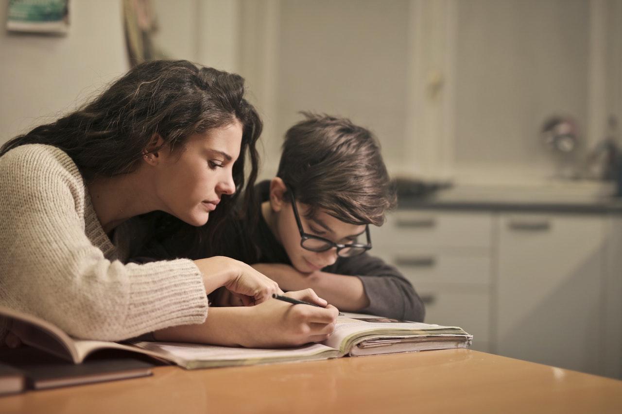 helping child study